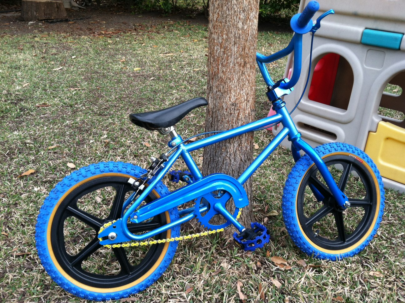 Miniviperblue on 10 Inch Mini Bike S